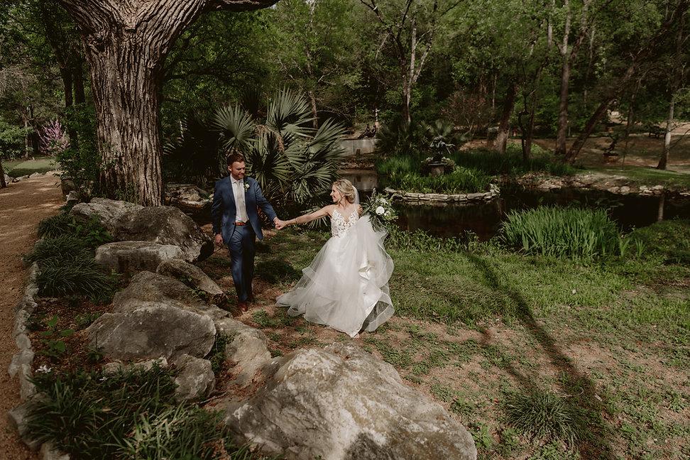 Houston Wedding Venues I Brushy Creek Events