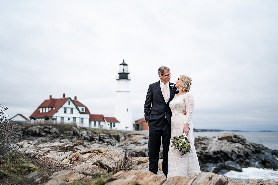 Maine Elopement Package I Brushy Creek Events