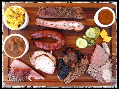 Texas BBQ Dinner