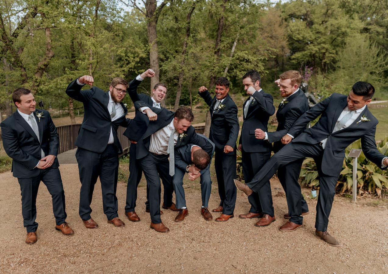 360 Wedding Group I Kim