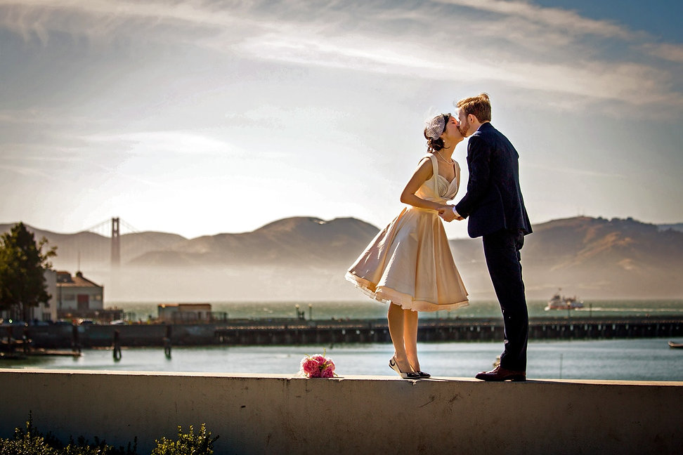 San Francisco Elopement I Brushy Creek Events