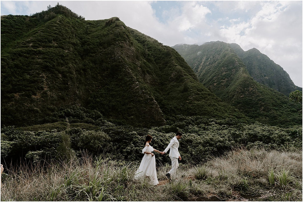 Maui Elopement Packages I Brushy Creek Events