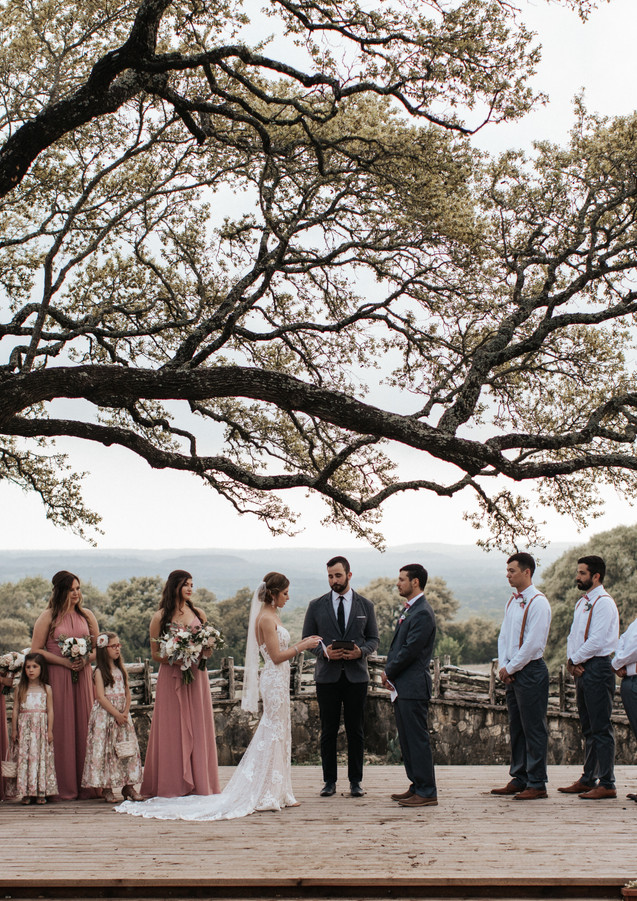 360 Wedding Group I Amanda