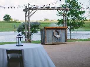 Lone Oak Barn I Brushy Creek Events