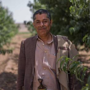 A Farmer And A Businessman