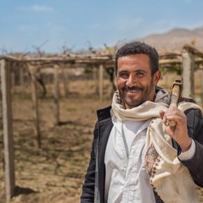 مزارعو قرية خربة سعوان