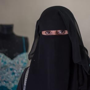 يلعب التدريب دوراً أساسياً في تمكين المرأة اليمنية