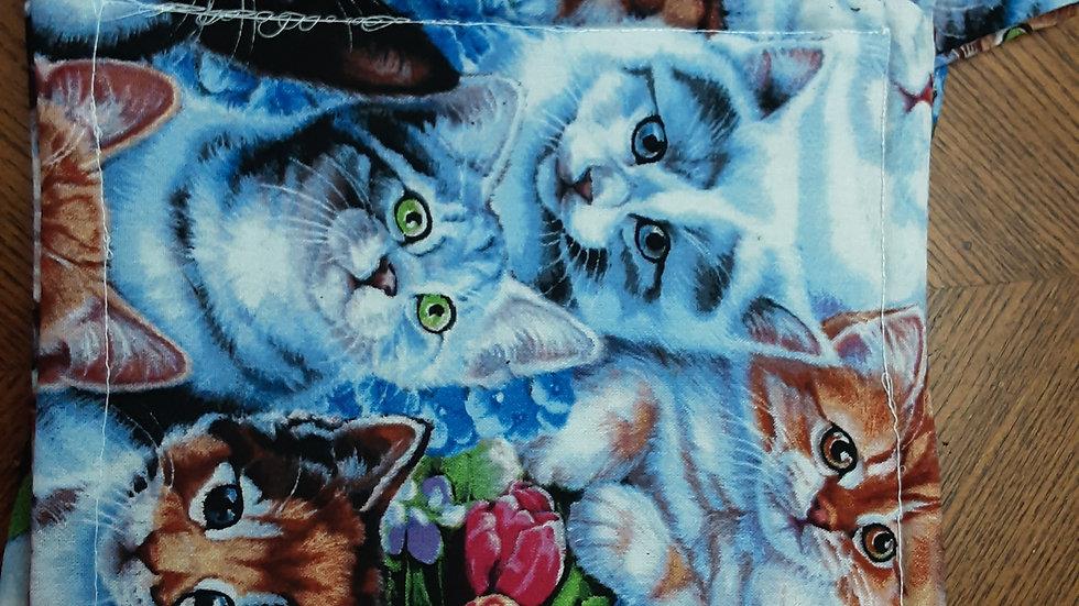 Cute Kitties Pot Holders