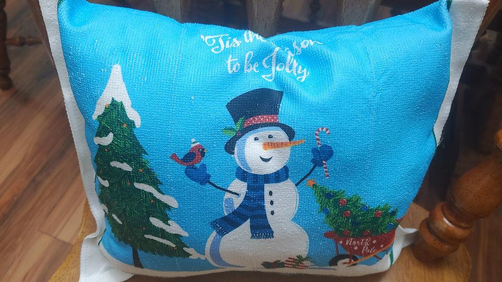 Decorative Christmas throw pillows