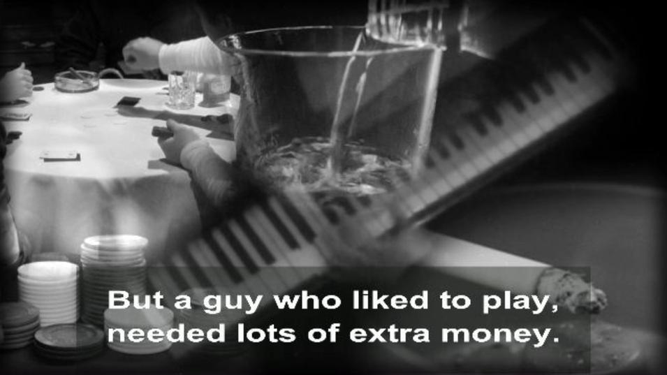 """Mahagonny-Songspiel - """"If you had five bucks a day"""""""
