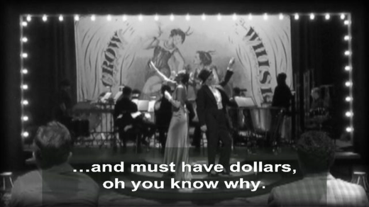 "Mahagonny-Songspiel - ""The Alabama Song"""