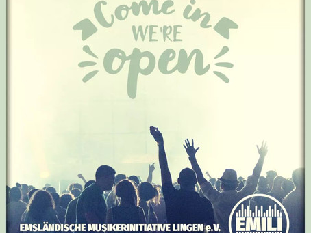 +++Bürozeiten EMILI+++Klangschmiede+++