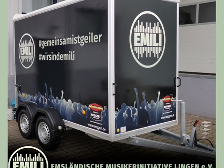 +++ EMILI wird mobil+++