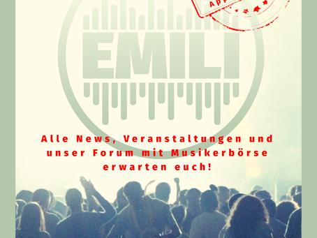 +++EMILI als App+++