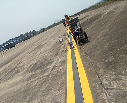 Airport Safety Markings