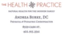 The Health practice