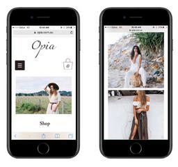 Online Store Site Design