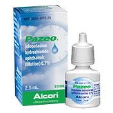 pazeo, ocular allergy, eye drop, itching
