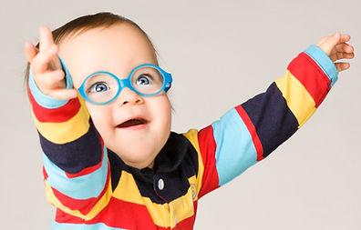 bifocal glasses, myopia