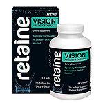 Retaine Vision Areds 2