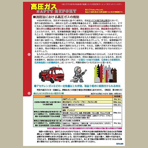 セーフティーレポート(消防法)20pcs