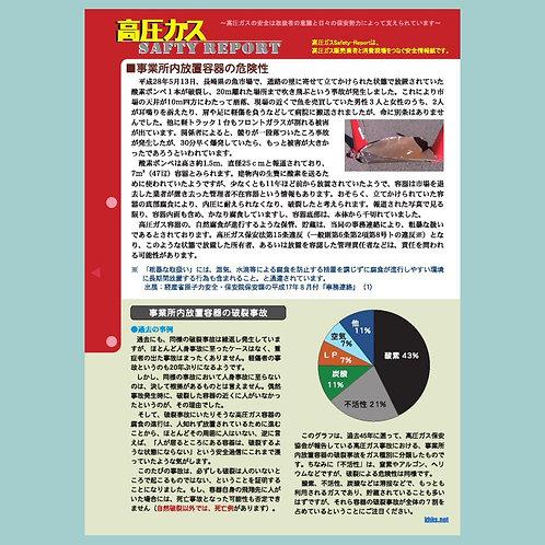 セーフティーレポート(長期停滞容器)20pcs
