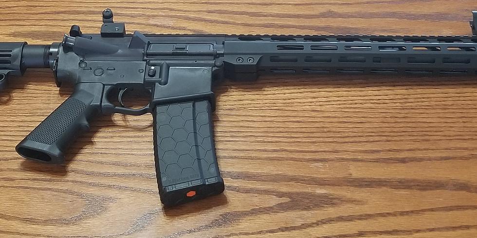 FASTER Utah Gun Opportunity Drawing