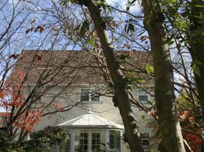 「コンサバトリーのある家」