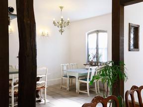 「プロヴァンスのカフェ」