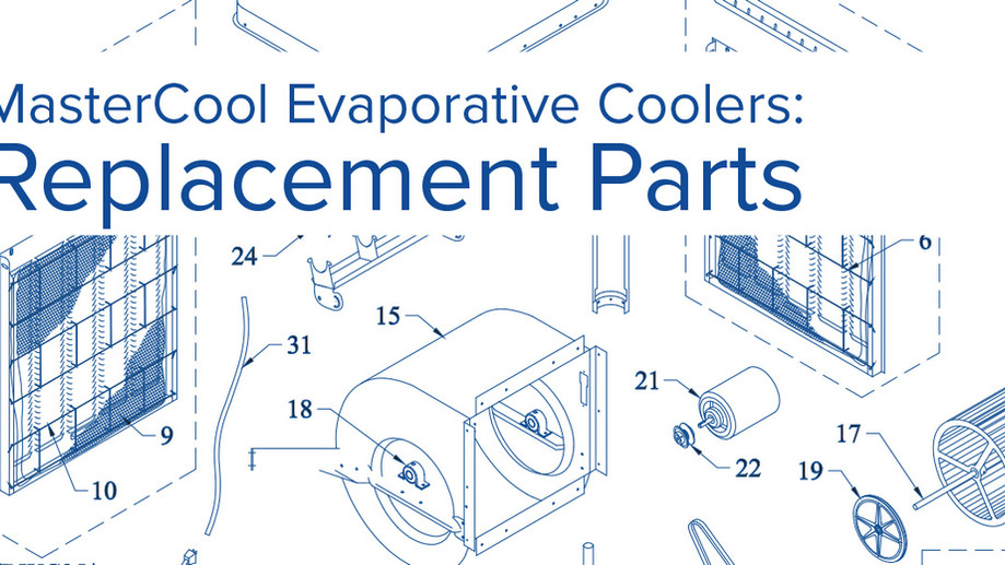 Evaporative Coolers: Replacement Parts