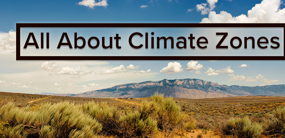 All About Climate Zones