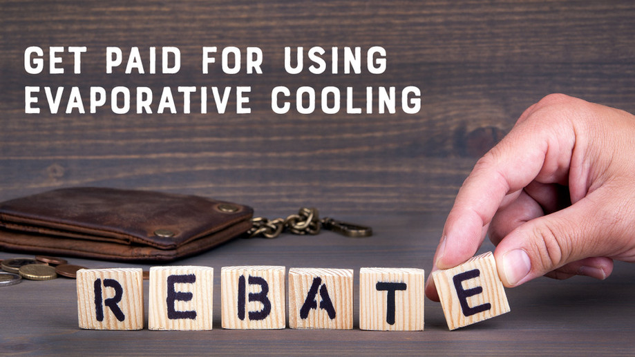 Evaporative Cooler Rebates: What you need to know