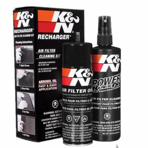 Kit Limpieza Filtro Aire K&N