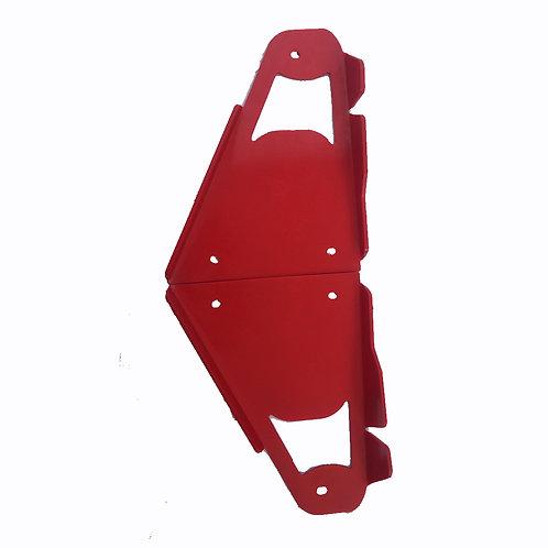 Protector de bandejas DTC Crosspro TRX 450