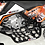 Thumbnail: Pisadera 3H competetion c/talonera Raptor 350