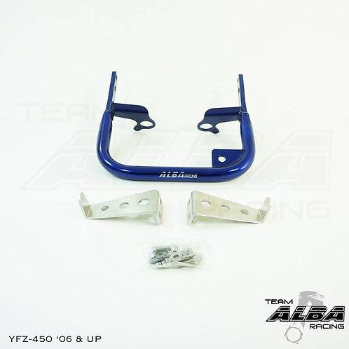 Bumper Albaracing Trasero YFZ450r