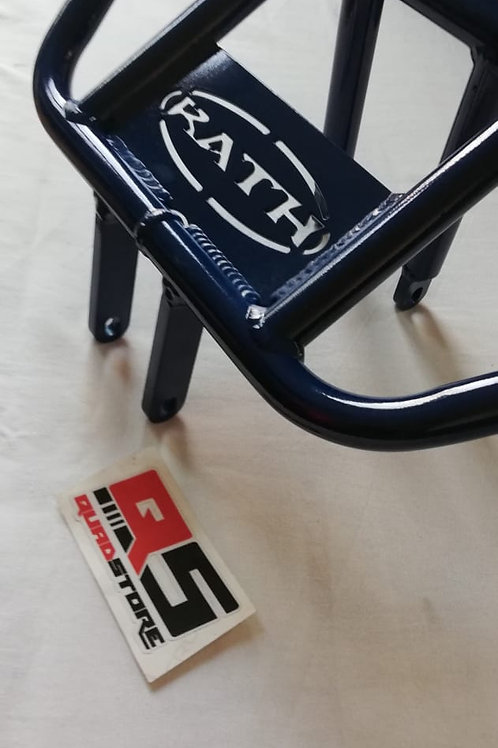Bumper Rath Racing Signatures Blue YFZ450r