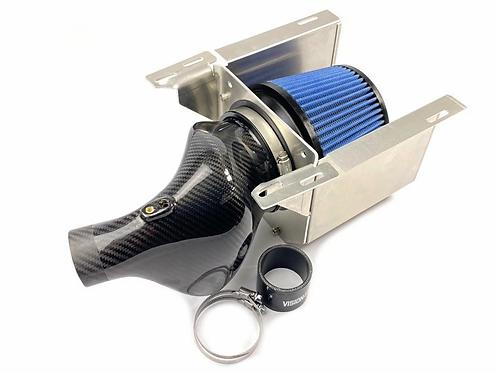 KIT filtro de aire con pre filtro de fibra carbono YFZ 450r
