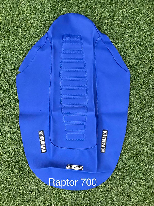 Funda asiento antideslizante LCM Raptor 700 Azul