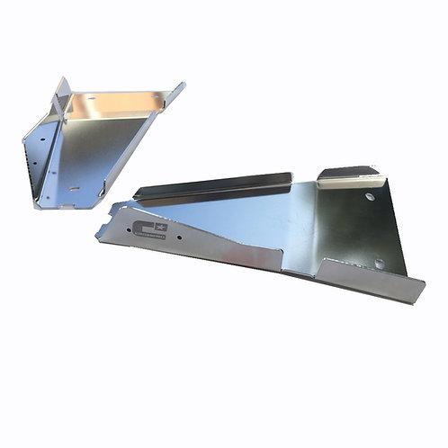 Protector bandejas aluminio Crosspro YFZ450r