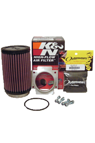 Kit Filtro Aire K&N Raptor 700
