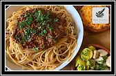 Spaghetti Ragu (Bolognaise)