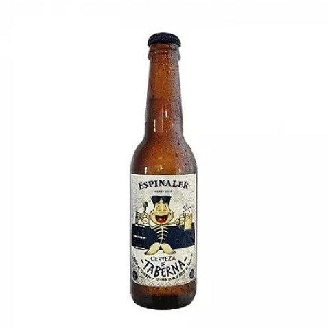 Espinaler, cerveza de taberna