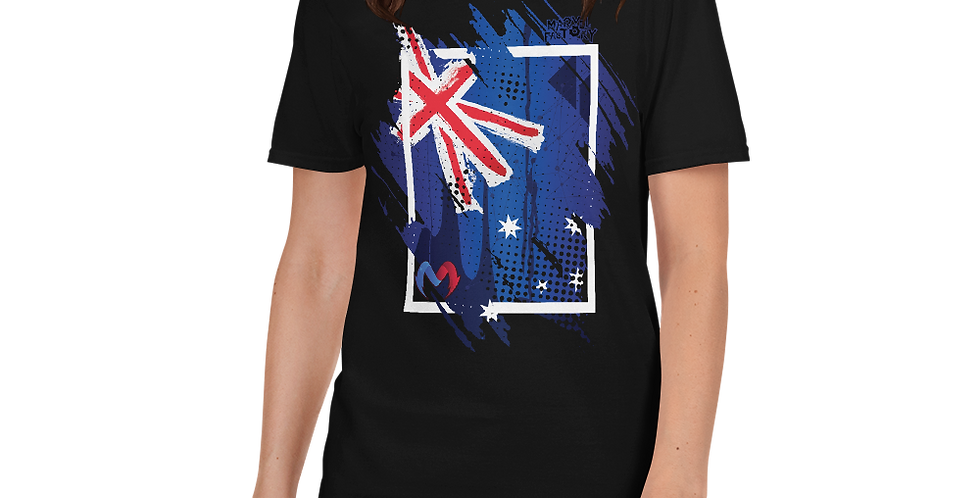 MargoMagik Australia Wildfire Relief Short-Sleeve Unisex T-Shirt