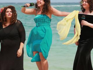 Operette am Karibik-Strand! Kann man machen, oder?