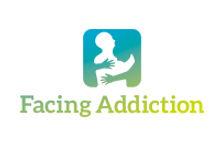 Facing Addiction logo