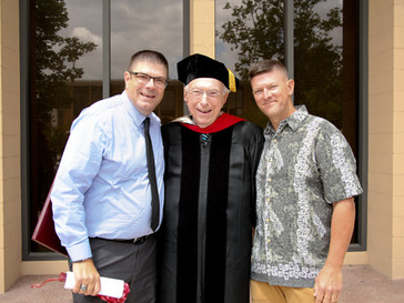 Tribute to the Late Rev. Dr. Bock