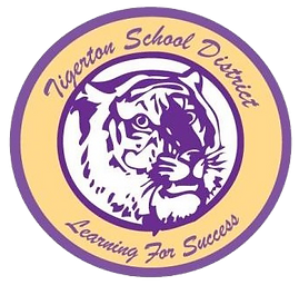 TSD Logo Tigerton School District Learning for Success