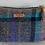 Thumbnail: Vintage Wool Makeup Bags-Grey Plaid
