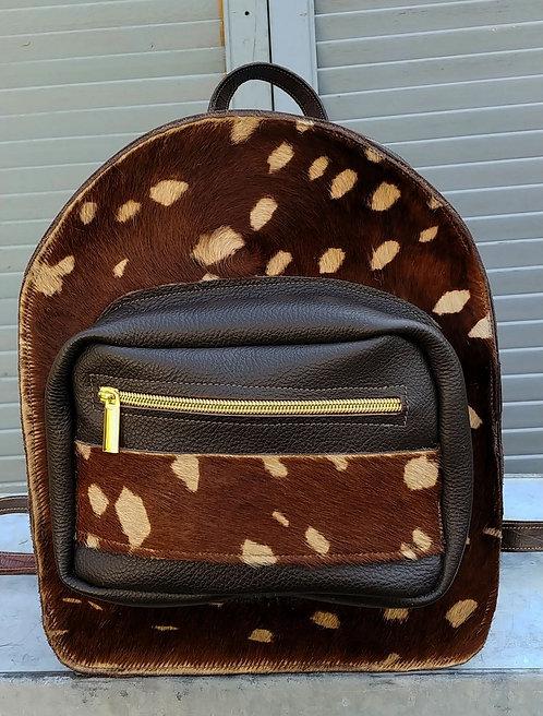 Backpacks-Alix Deer Print